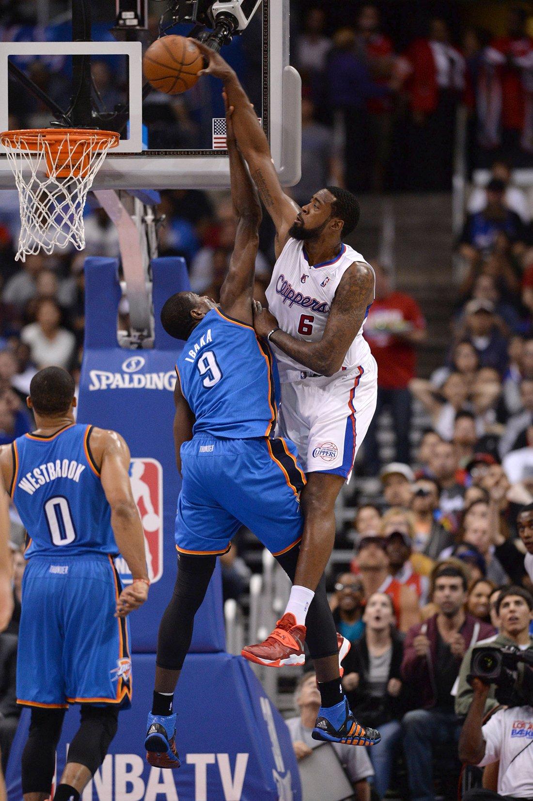 SIGUIENTE ROUND3 clippers okc en viva basquet