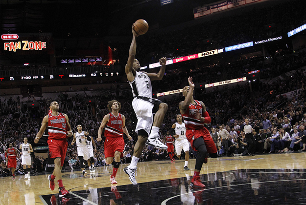 Portland Trail Blazers v San Antonio Spurs - Game Five en viva basquet