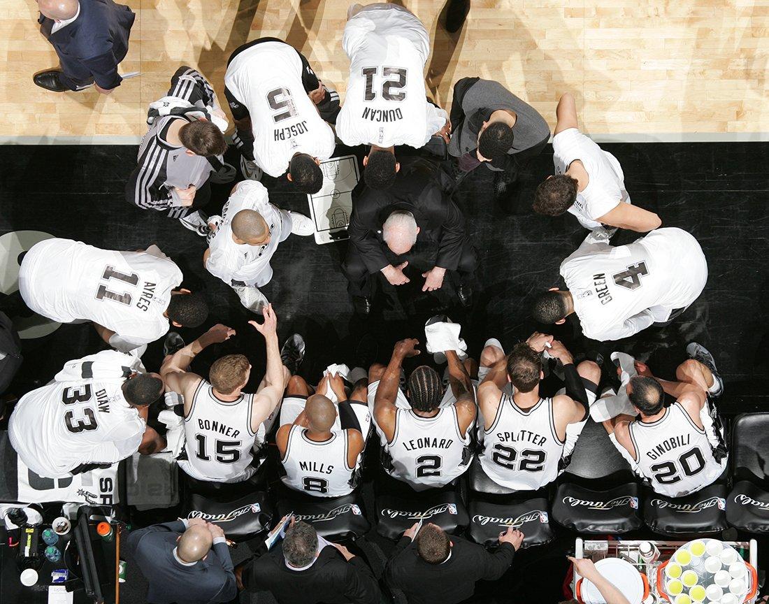 1 Spurs Campeones 2014 en viva basquet