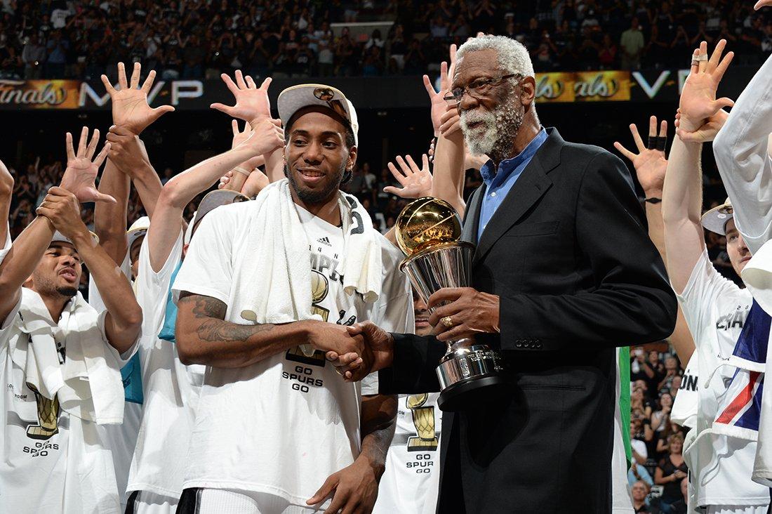 Spurs Campeones 2014 en viva basquet
