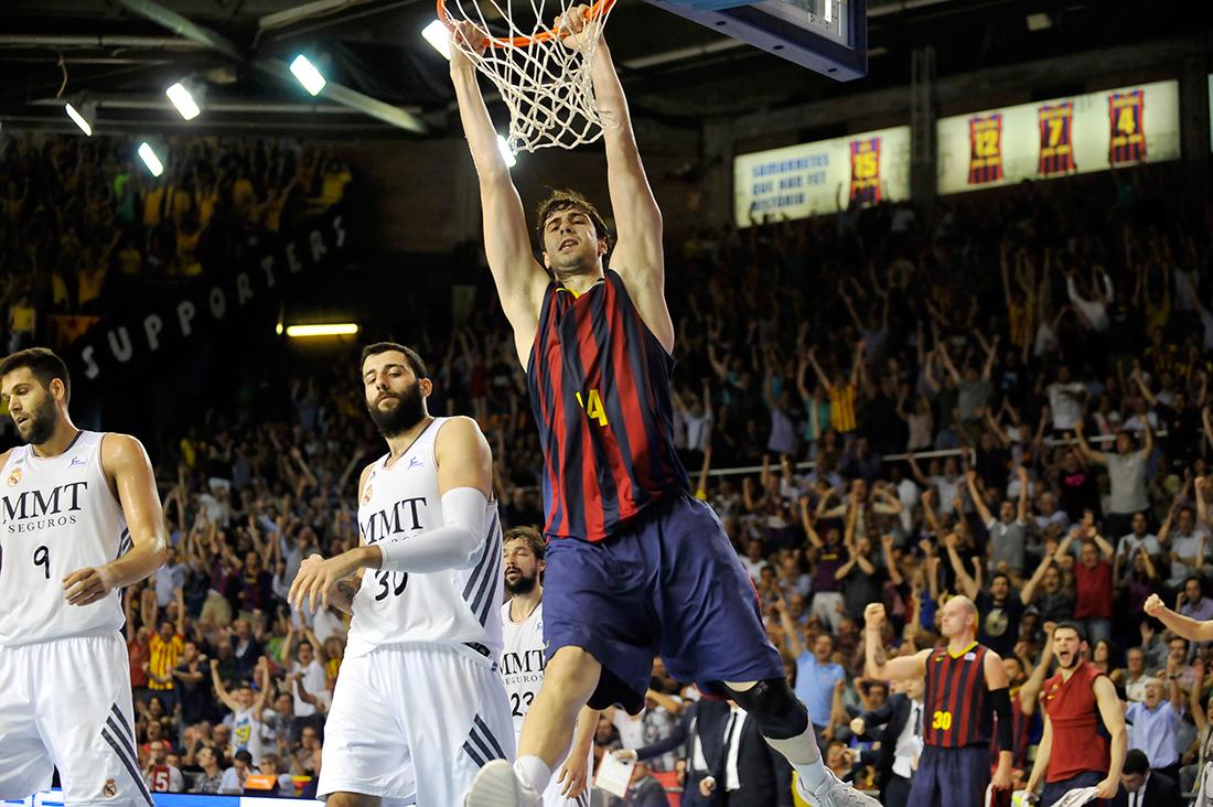 El Barcelona es campeón de la liga endesa en viva basquet