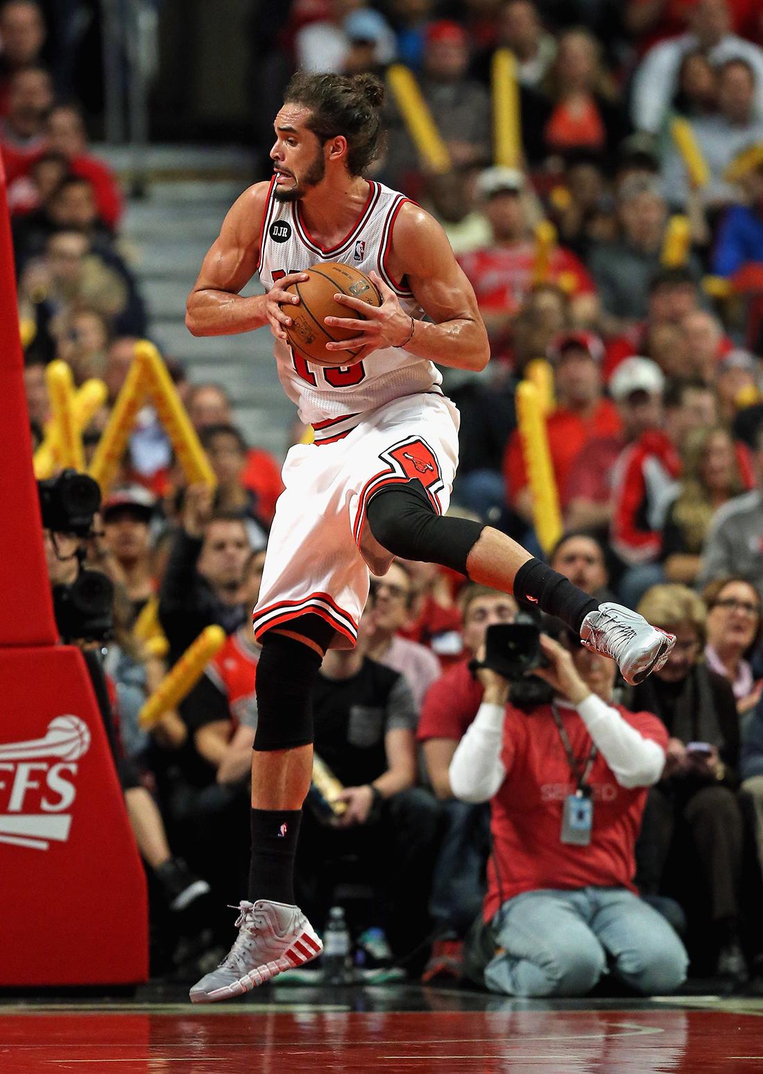 Joakim Noah  en viva basquet