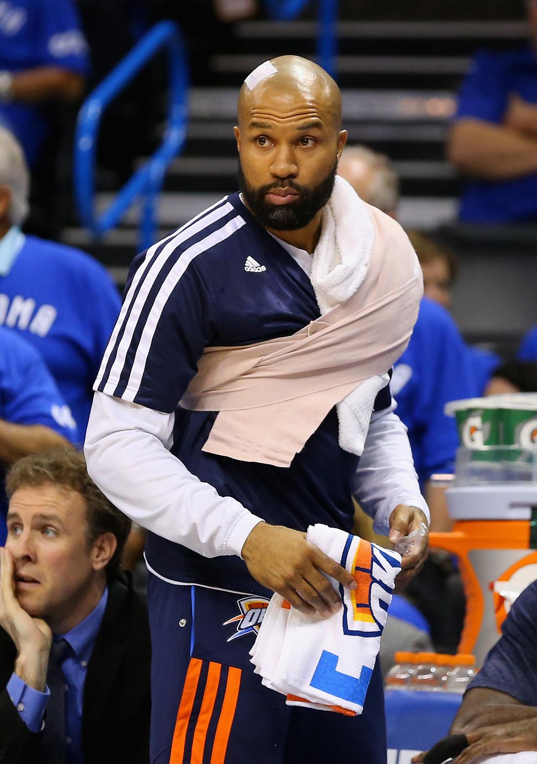 San Antonio Spurs v Oklahoma City Thunder - Game Three en viva basquet