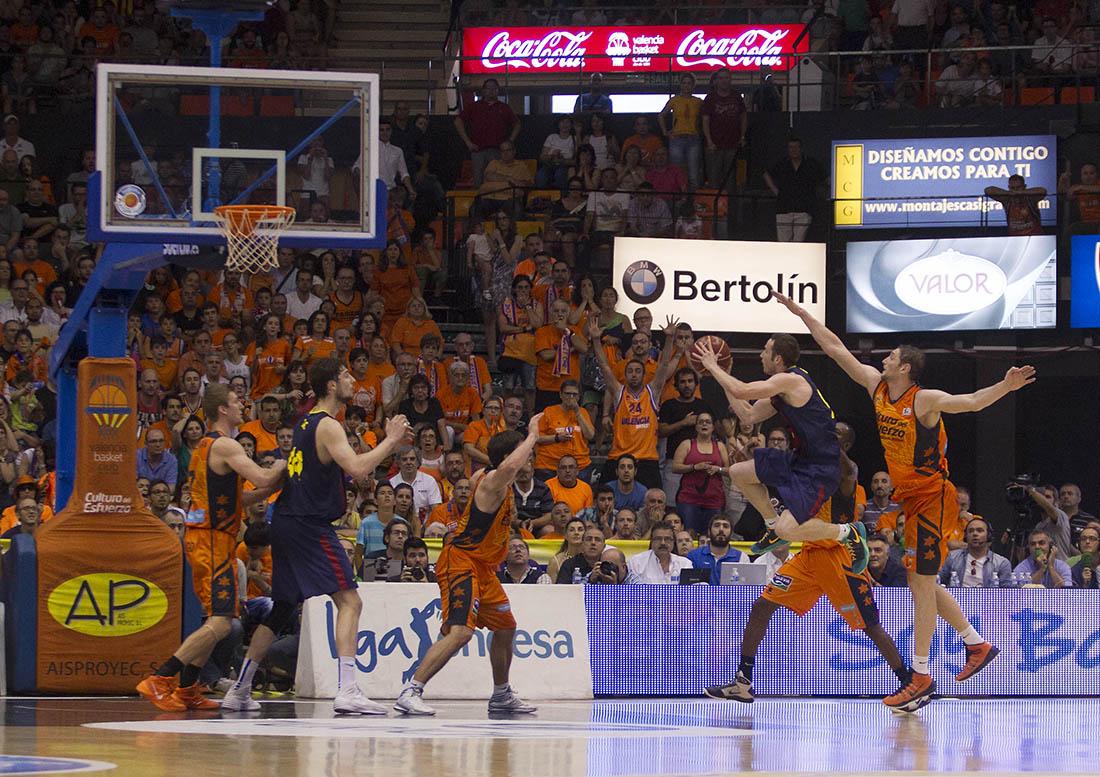 PLAYOFFS LIGA ENDESA en viva basquet