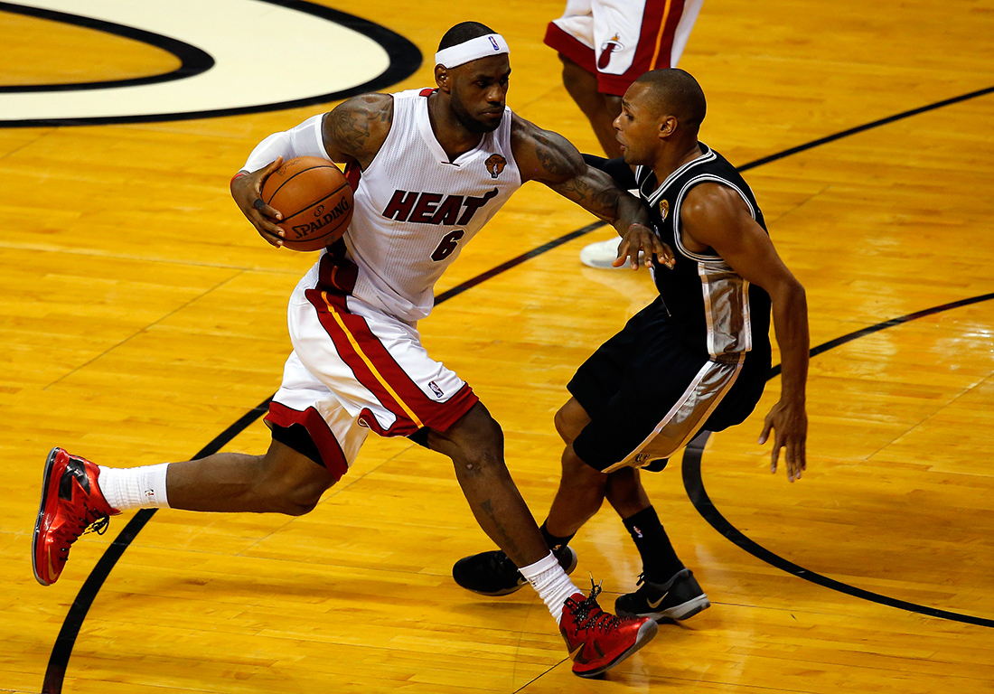 2014 NBA Finals - juego 3 en viva basquet