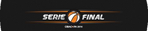 logo de la final de la cibacopa 2014 en viva basquet