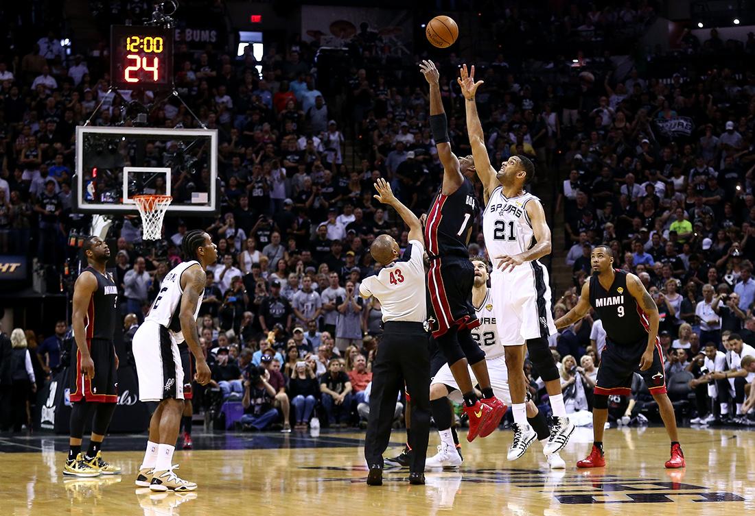 2014 NBA Finals - Game Two en viva basquet