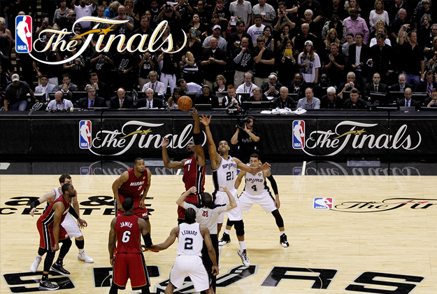 2014 NBA Finals - Game One en viva basquet