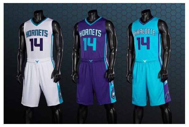 nuevo uniforme de los hornets