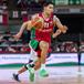 Pedro David Meza en la selección mexicana de basquetbol en viva basquet
