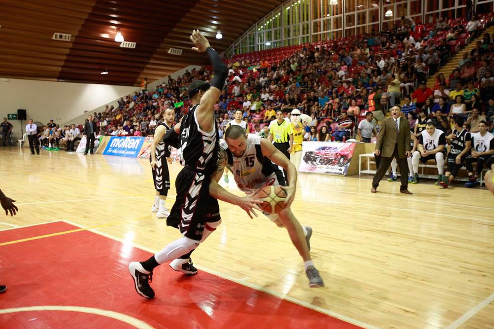 Zonkeys en la final en viva basquet