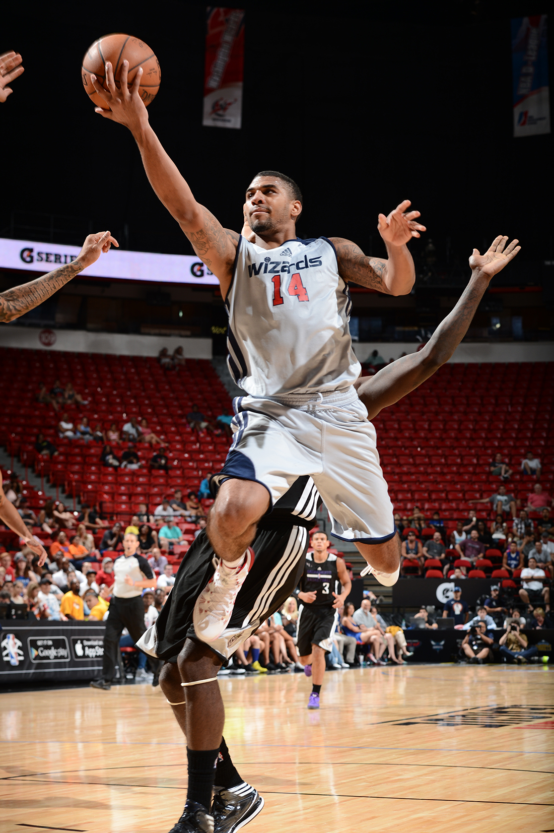 Glen Rice Jr nba summer league en viva basquet