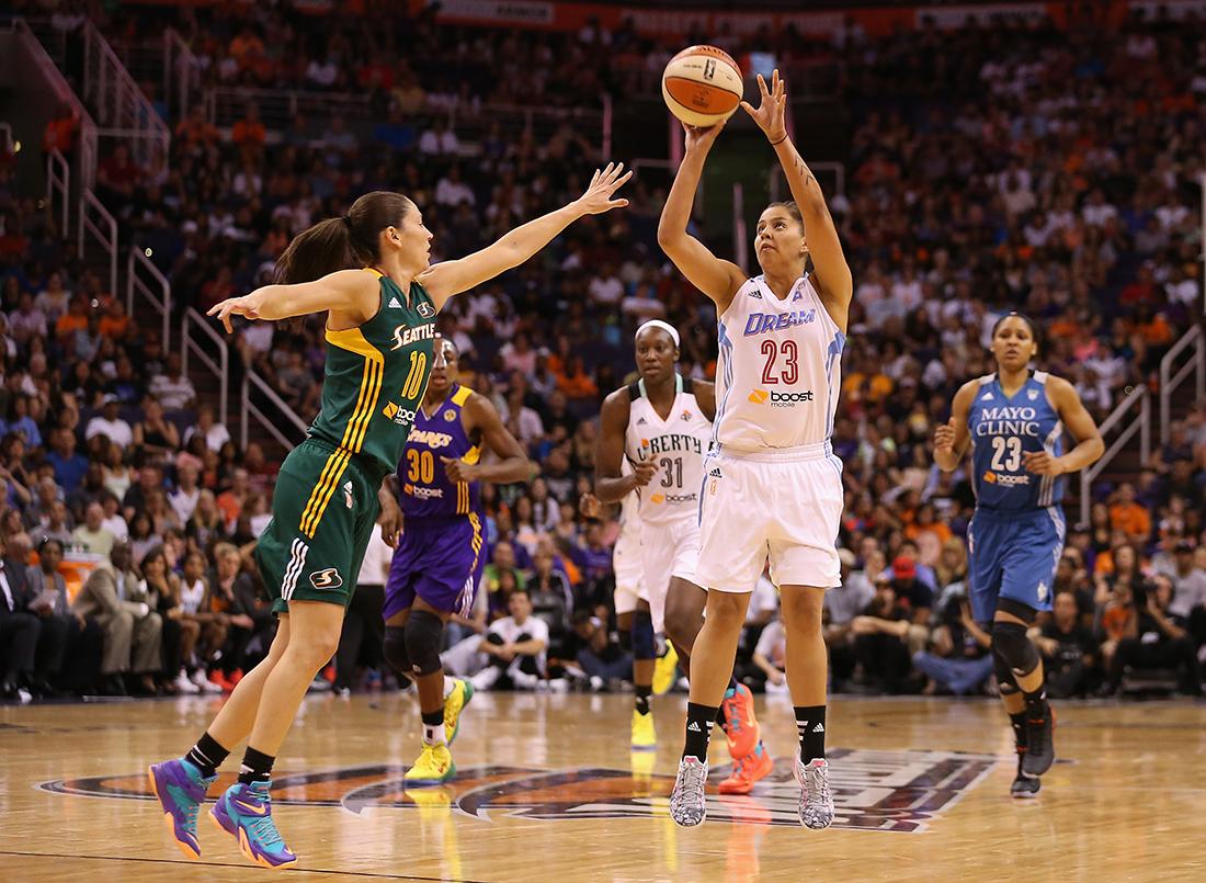 WNBA All-Star Game en viva basquet
