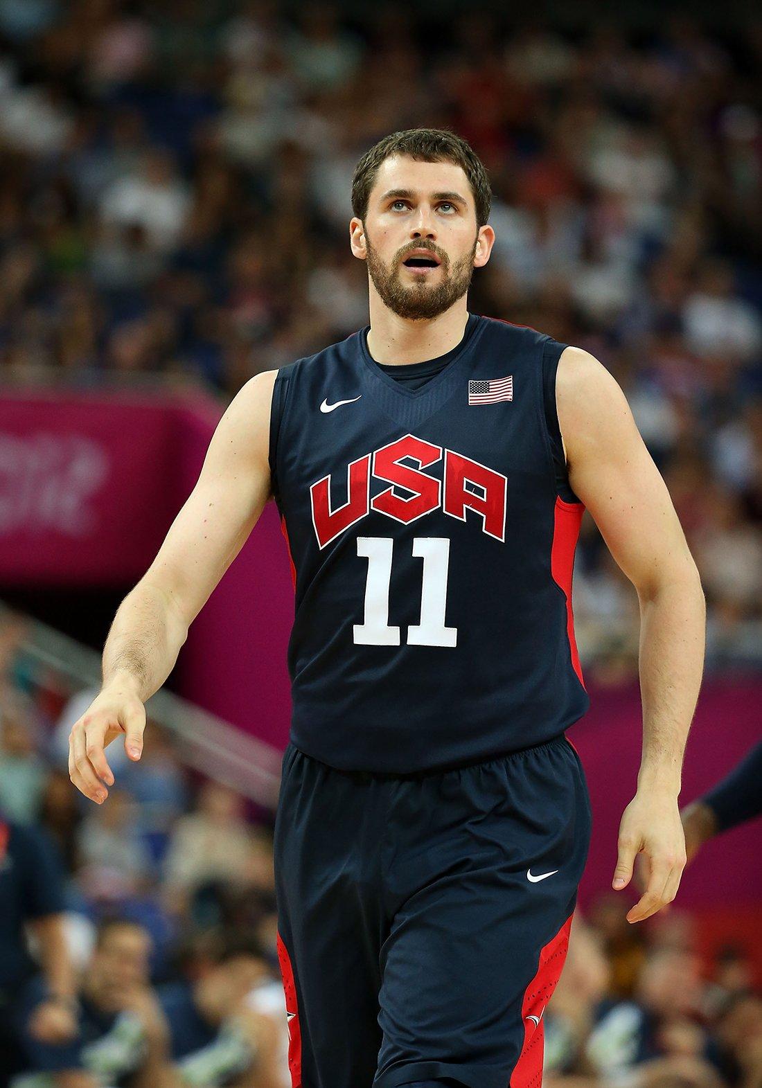KEVIN LOVE fuera de españa 2014 en viva basquet