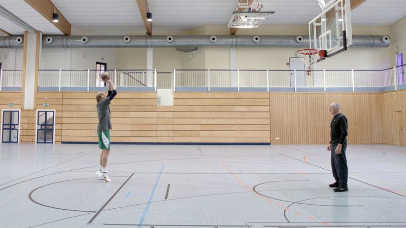 the PERFECT SHOT en viva basquet