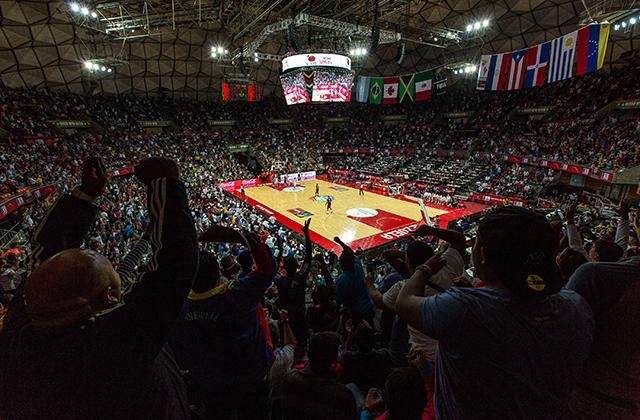 FIBA Américas por Viva Basquet