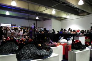 George Town y Viva Basquet en el Sneaker Fever 2014