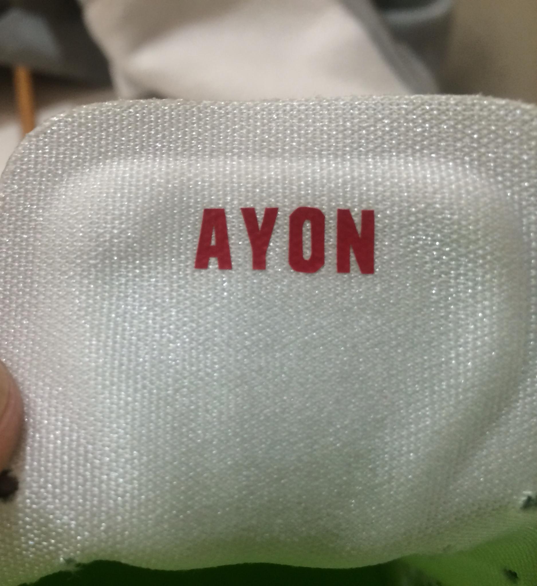 TENIS de gustavo AYON en viva basquet