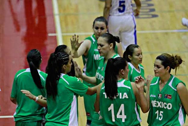 seleccion mexicana de basquetbol femenil, eliminada de centrobasket en viva basquet
