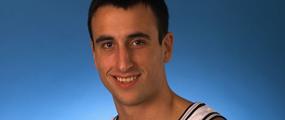 Manu Ginóbili con paso de leyenda en viva basquet