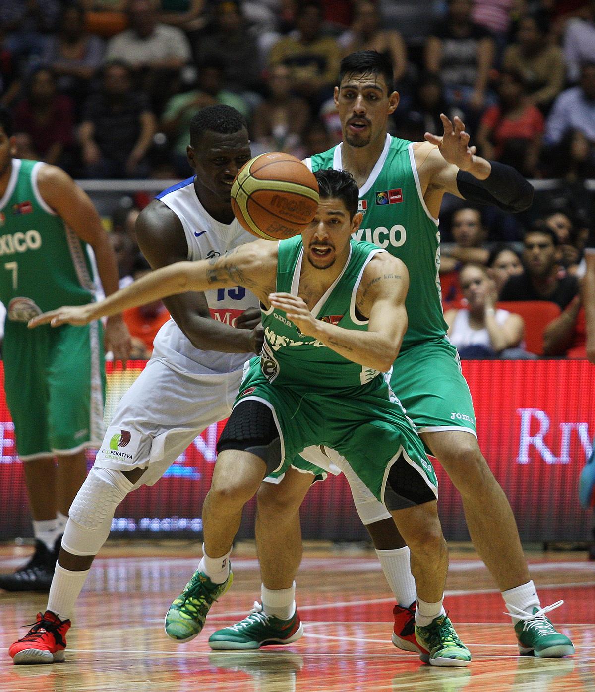 la seleccion de basquetbol mexicana logra el PASE a la FINAL de centrobasket en viva basquet
