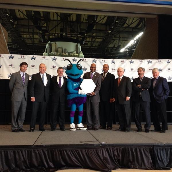 Los Hornets de Charlotte buscan la sede del NBA All-Star Game para el 2017  en viva basquet