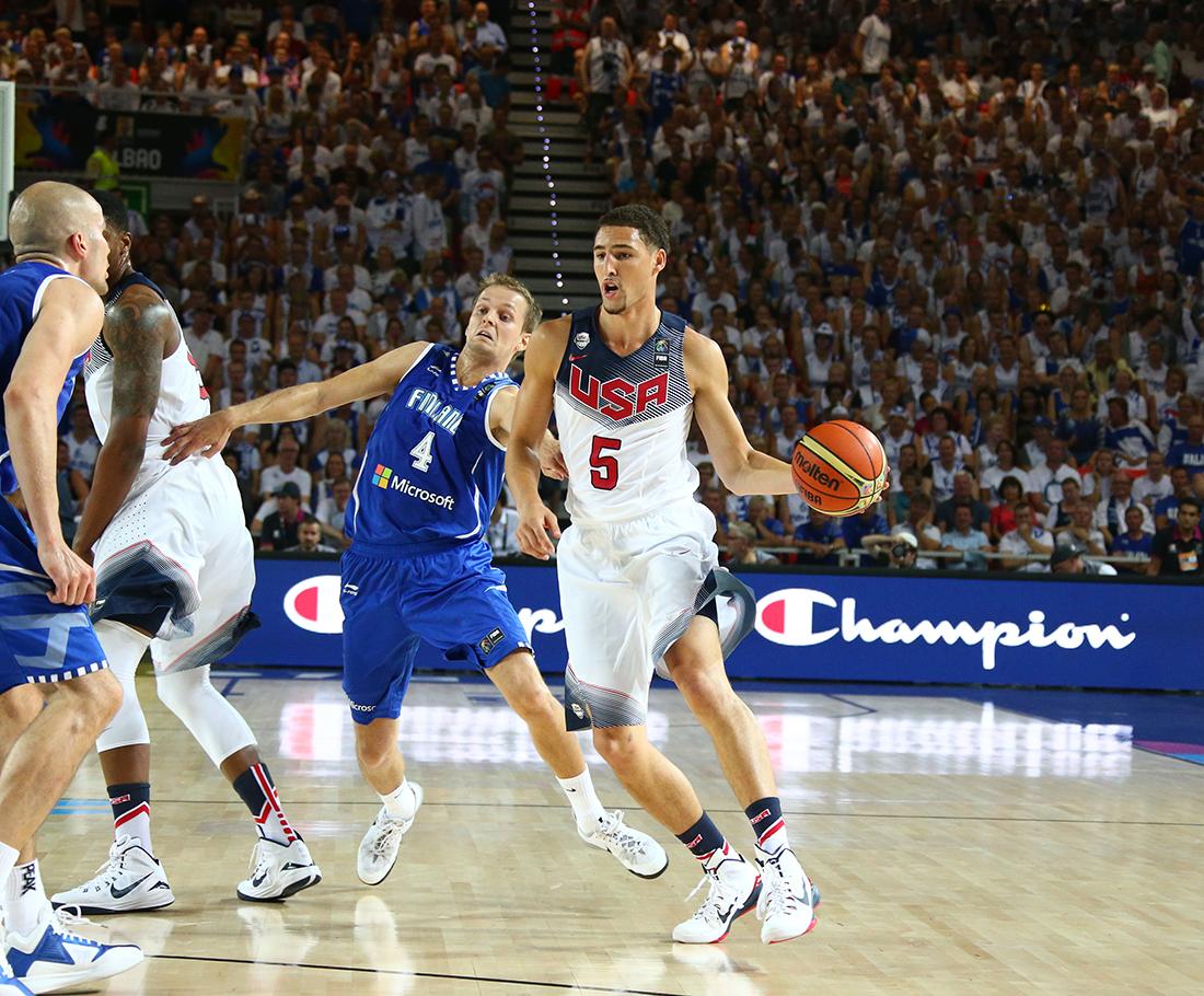 USA vs FINLANDIA españa 2014 en viva basquet
