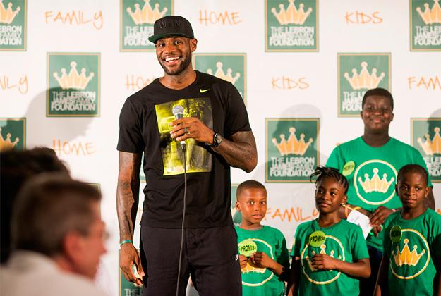 LEBRON va por un campeonato con los CAVS en viva basquet