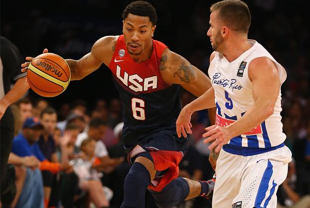 team USA en viva basquet