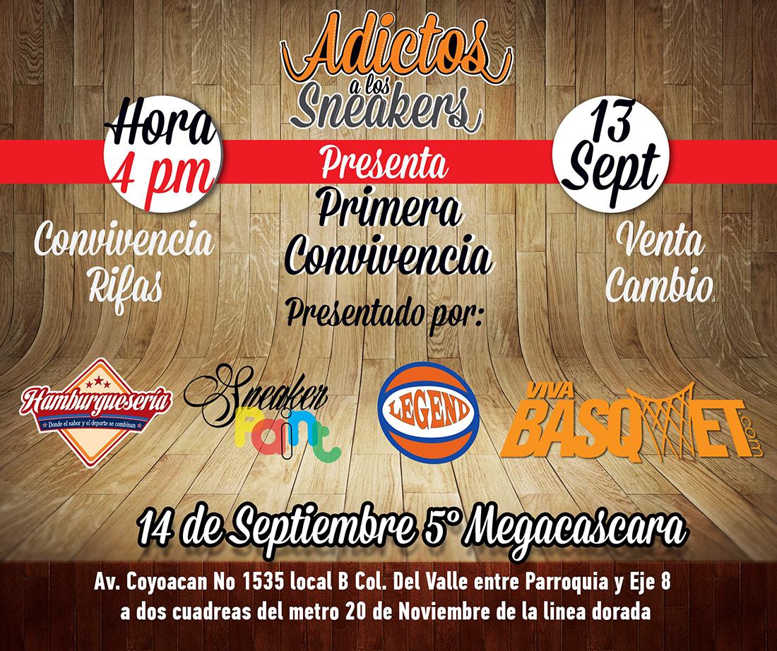Preparan la Mega cascara 2014 en viva basquet