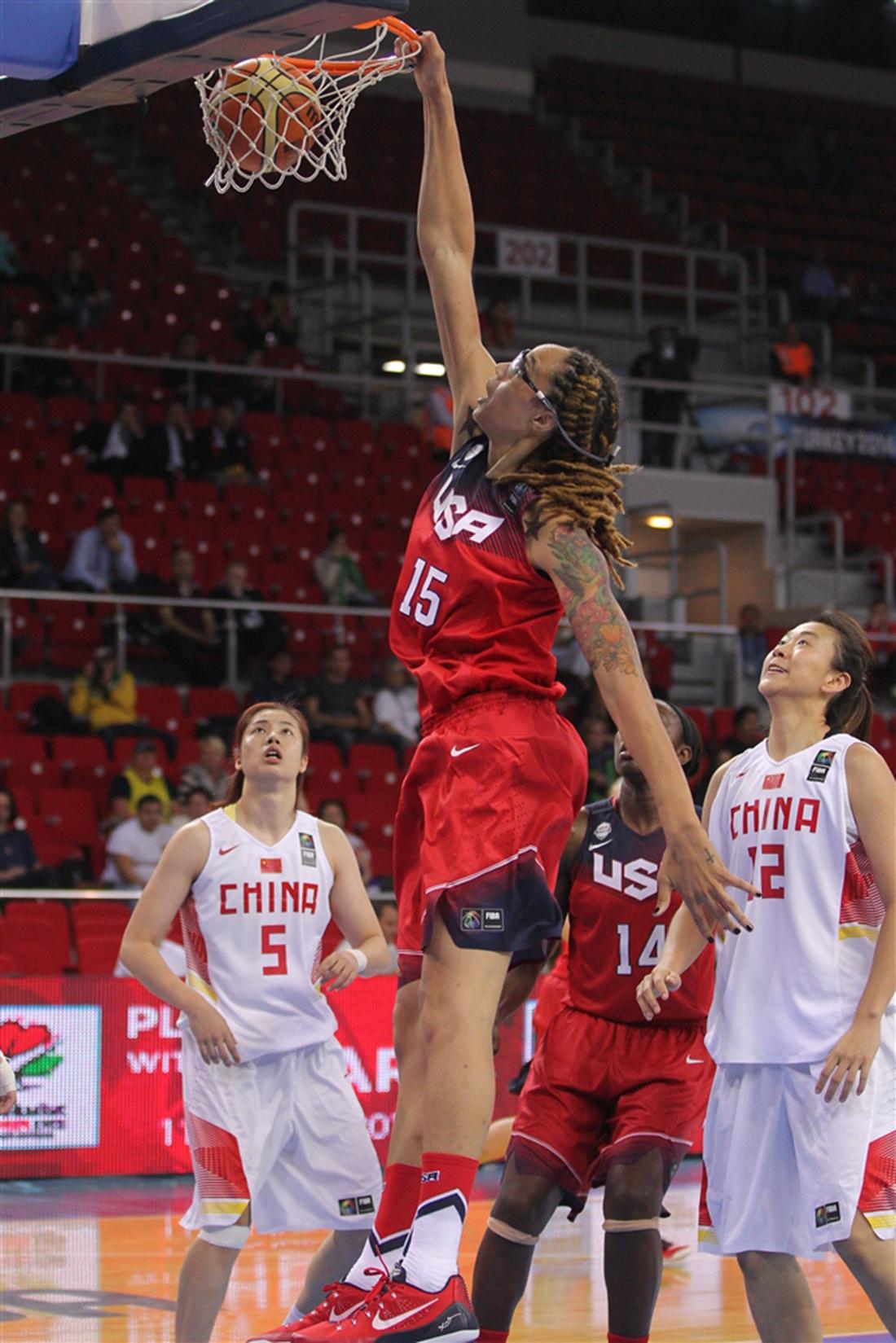 SELECCION USA gana primer partido en turquia 2014