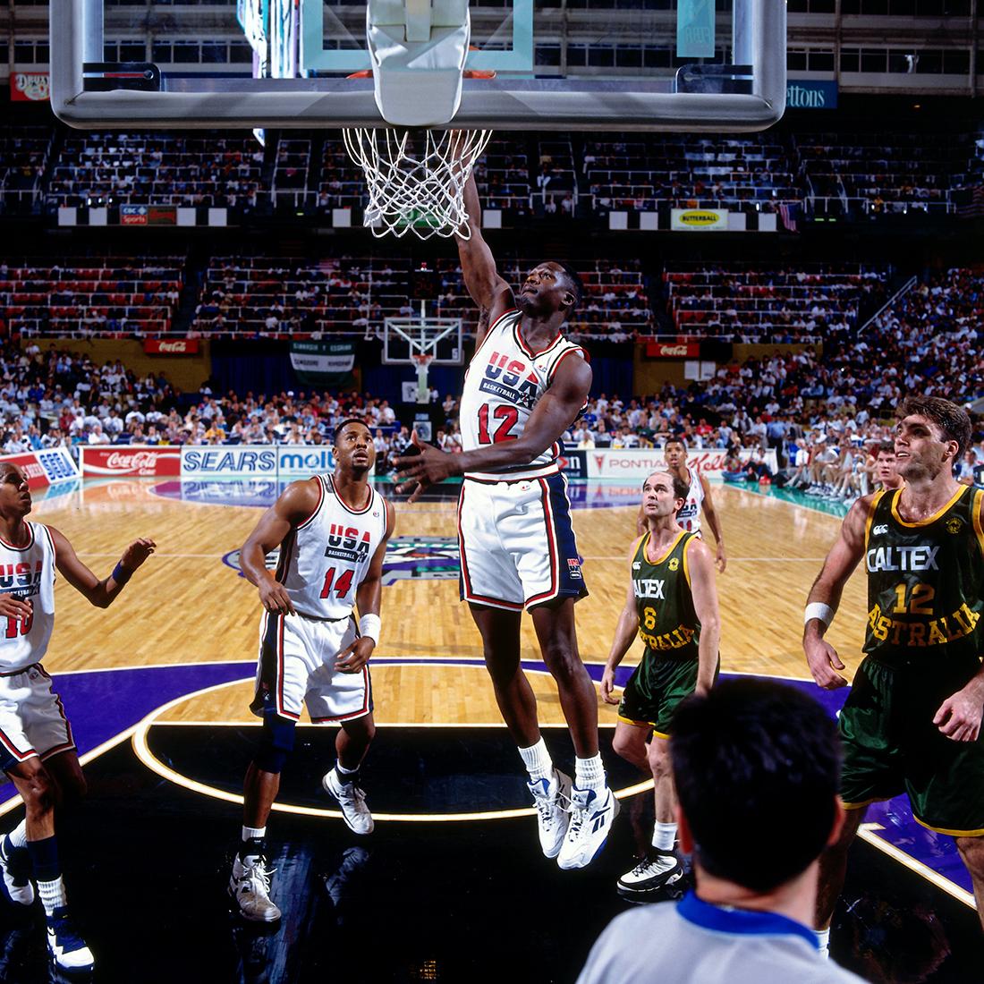 Dominique Wilkins en el dream team 2 en viva basquet flash back