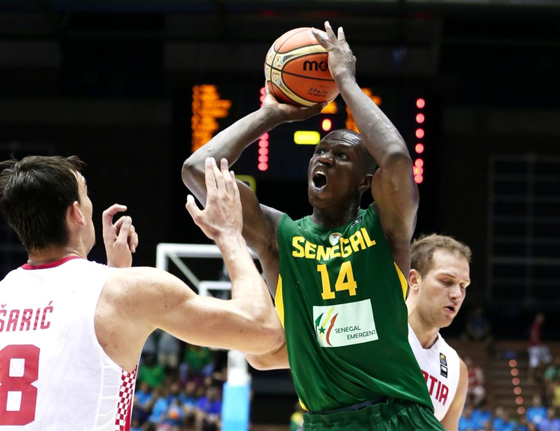 senegal en el mundial de baloncesto en vivabasquet.com