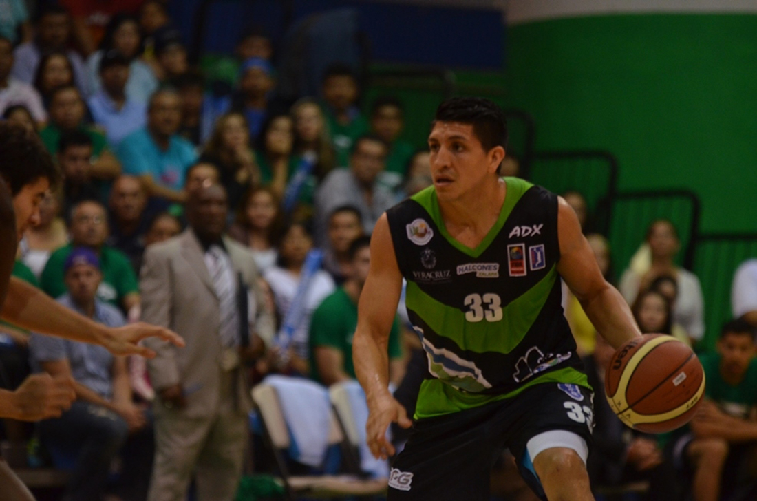 Revancha para Xalapa contra los Halcones Rojos de Veracruz en viva basquet