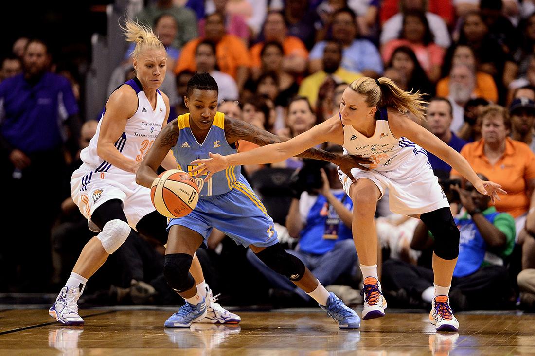 WNBA FINALS 2014 en vivabasquet.com
