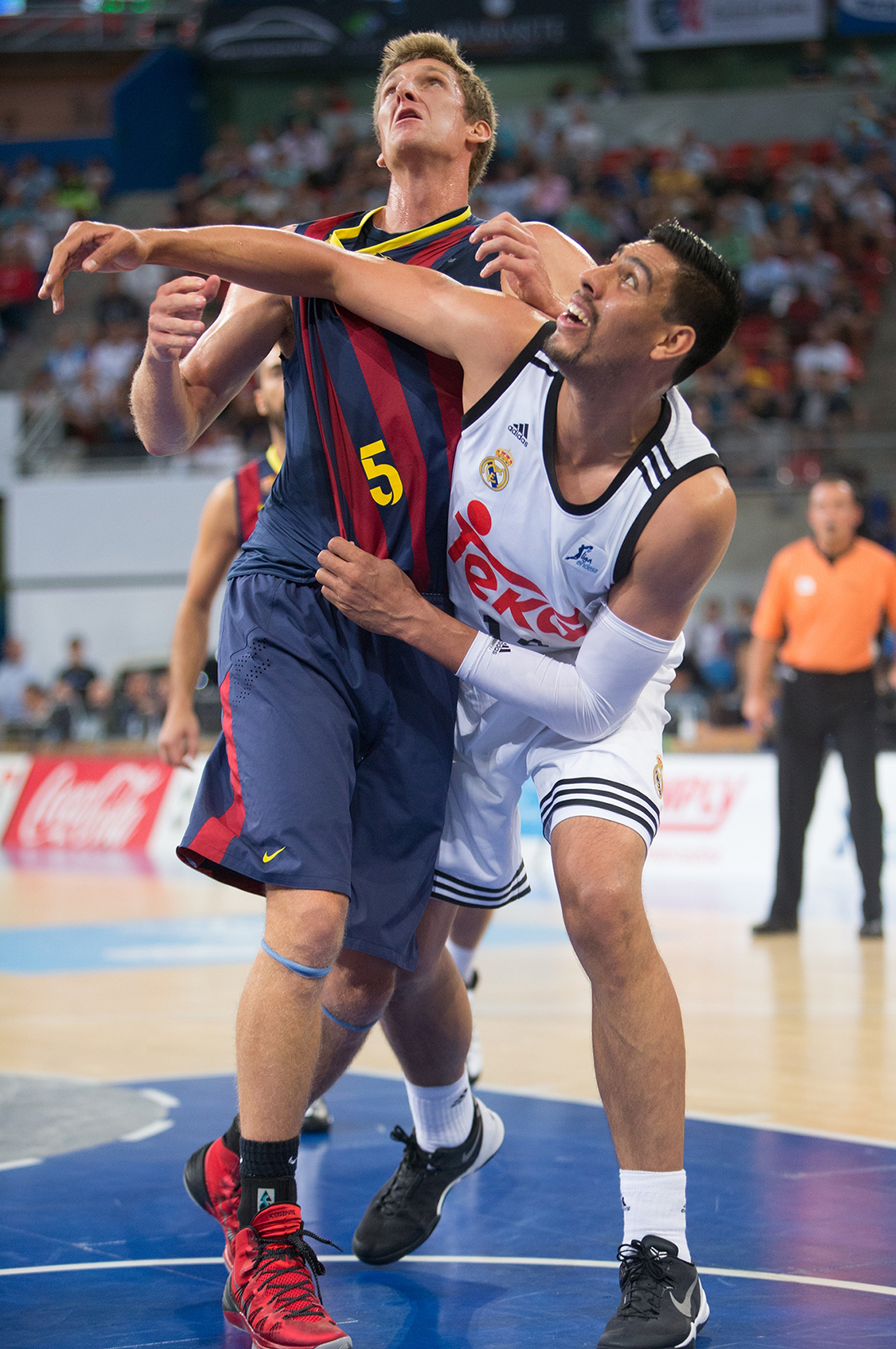REAL MADRID CAMPEON de la Supercopa Endesa en viva basquet