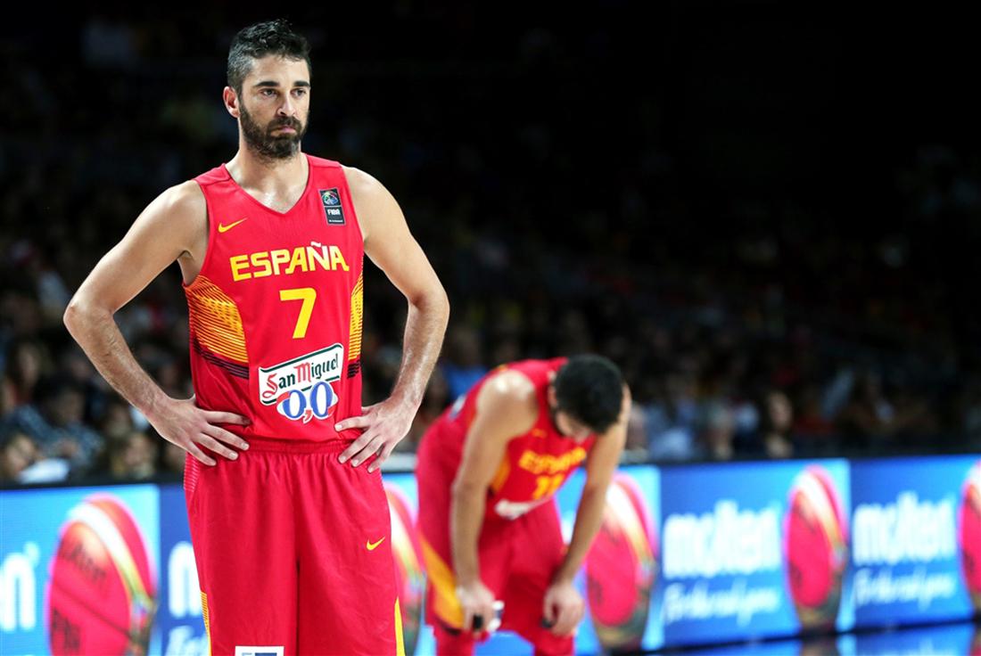 España pierde contra serbia en la copa del mundo de baloncesto españa 2014