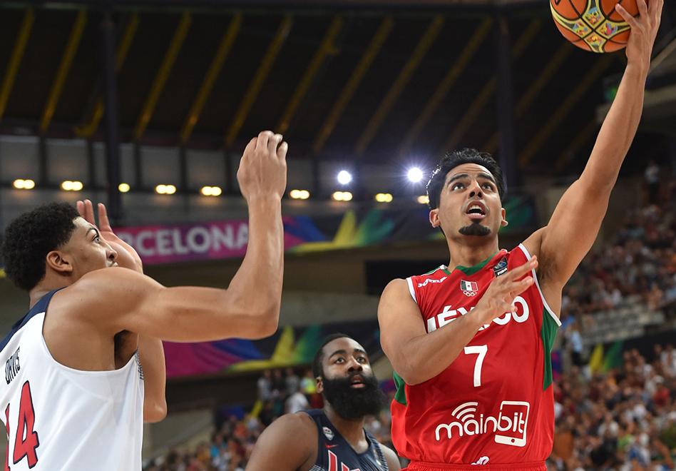 el mundial de basquetbol 2014mexico vs eua en