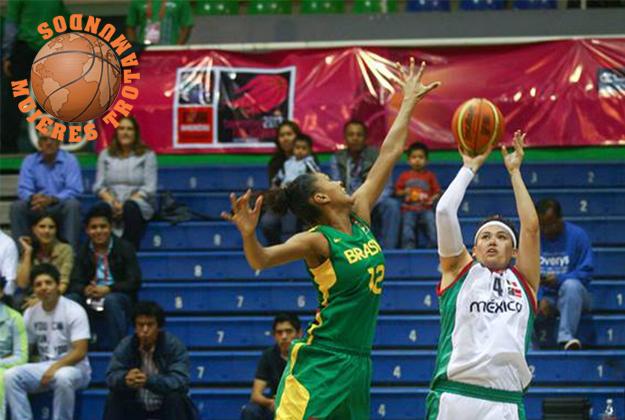 Alexis Castro en viva basquet