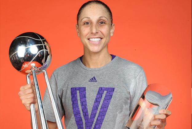 MVP Taurasi con paso de leyenda en viva basquet