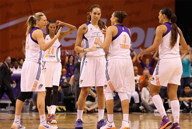 MERCURY en la WNBA final enterate en vivabasquet.com