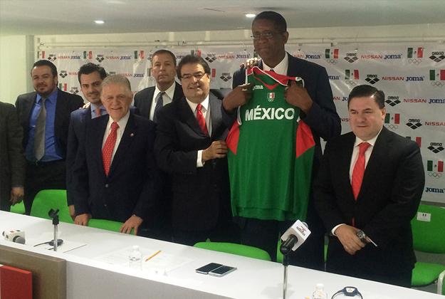 Bill Cartwright la nueva apuesta en la Selección Mexicana en viva basquet