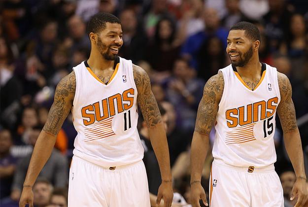 Markieff & Marcus Morris en viva basquet