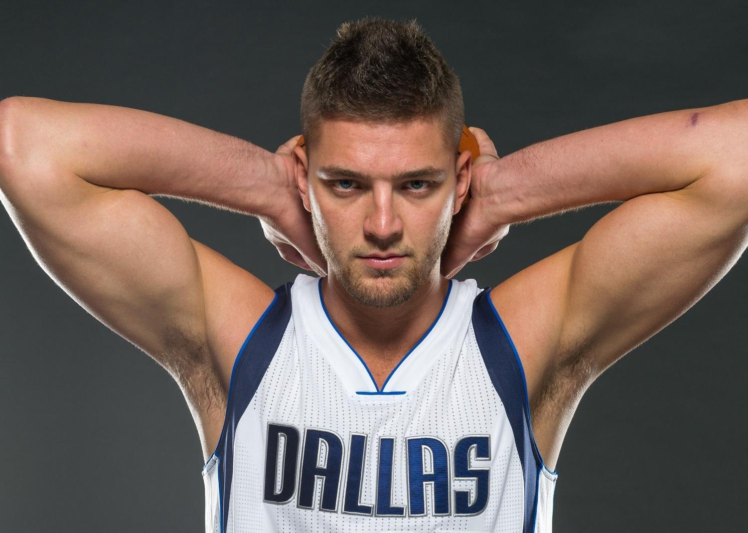 Chandler Parsons de Dallas Mavericks