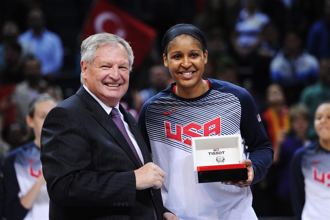 Maya Moore con M de MVP