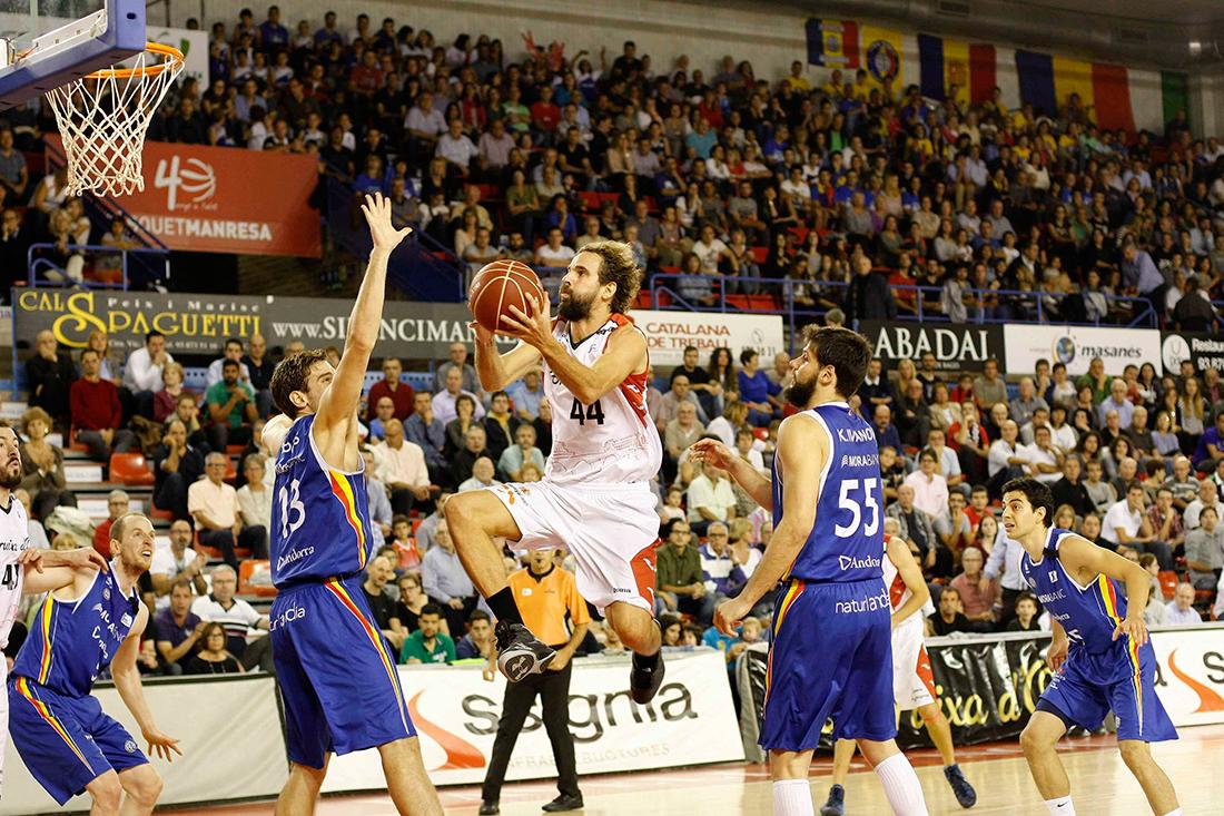 Invictos en la Liga ENDESA por Viva Basquet / ACB Photo/J .Alberch
