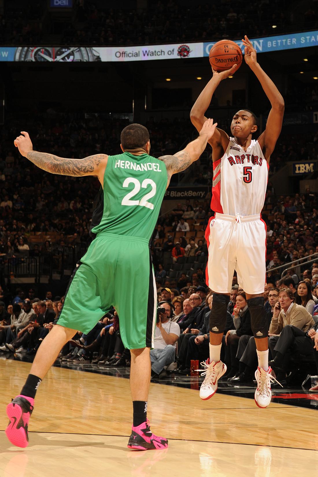 Se acaba el tour NBA para Héctor Hernández y Brody Angley