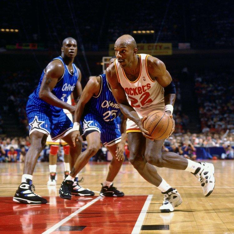 1995 NBA Finals - Game 4:  Orlando Magic vs. Houston Rockets