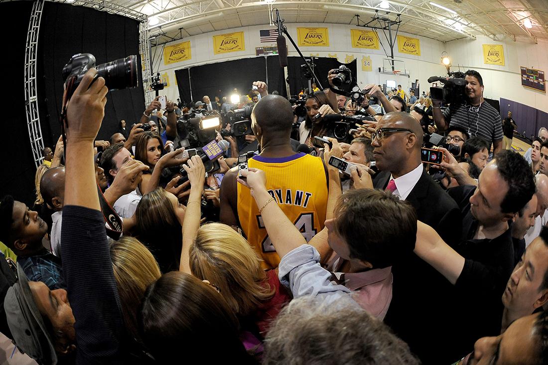 La NBA atrapada en las redes… sociales enterqte en vivabasquet.com