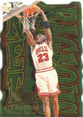2 tarjeta coleccionables de Jordan